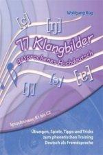 77 Klangbilder gesprochenes Hochdeutsch, m. CD-ROM