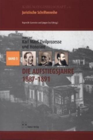 Karl Mays Zivilprozesse und Honorare