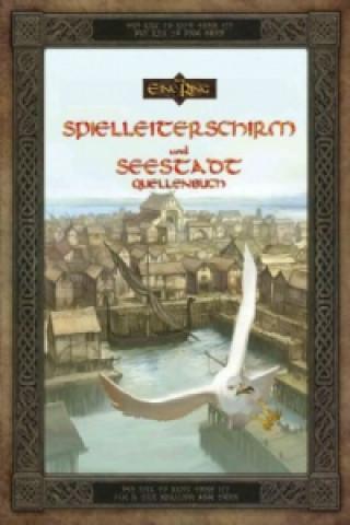 Der Eine Ring, Spielleiterschirm und Seestadt Quellenbuch