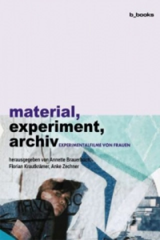 material, experiment, archiv