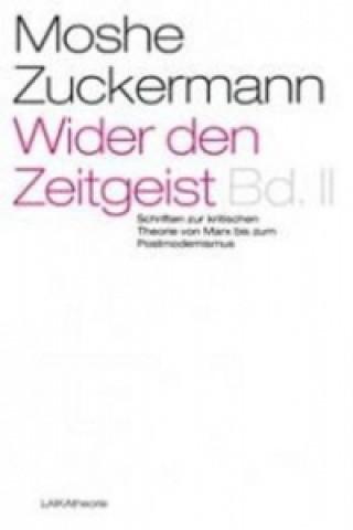 Wider den Zeitgeist II. Bd.2