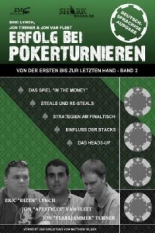 Erfolg bei Pokerturnieren. Bd.2