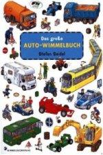 Das große Auto-Wimmelbuch