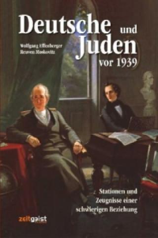 Deutsche und Juden vor 1939