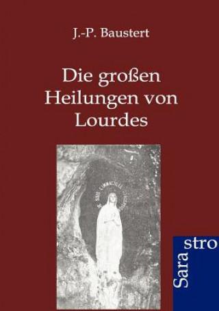 Grossen Heilungen Von Lourdes