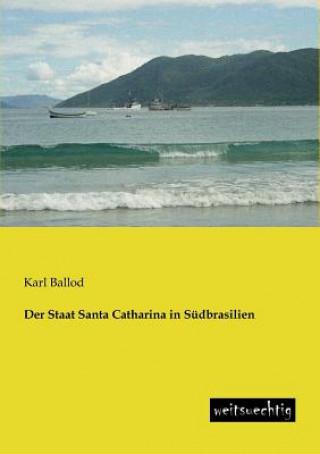 Der Staat Santa Catharina in Sudbrasilien