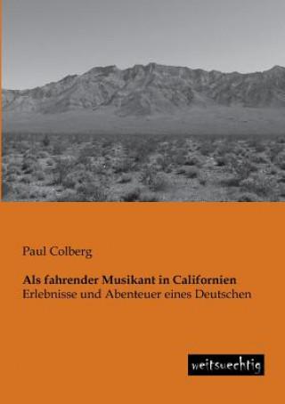 ALS Fahrender Musikant in Californien