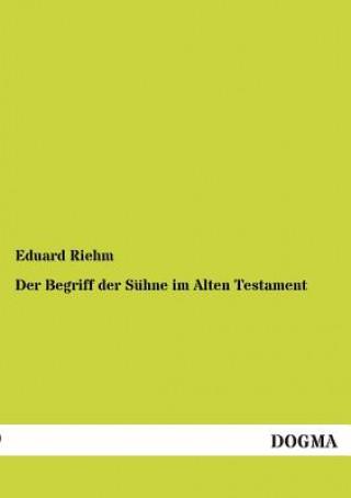 Begriff Der Suhne Im Alten Testament