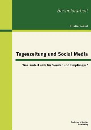 Tageszeitung Und Social Media
