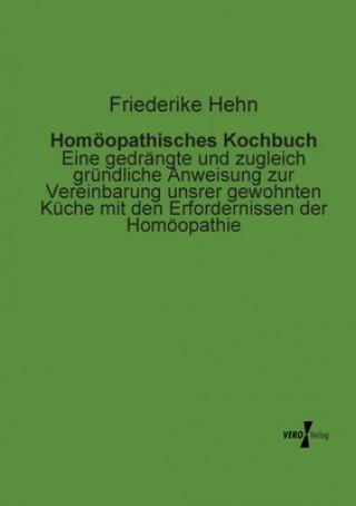 Homoeopathisches Kochbuch