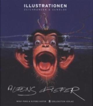 Alfons Kiefer - Illustrationen, Zeichnungen & Gemälde