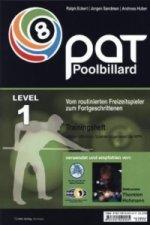 Trainingsheft Pool Billard Stufe 1