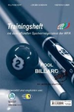 Trainingsheft Pool Billard Stufe 2