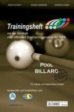 Trainingsheft Pool Billard PAT-Start