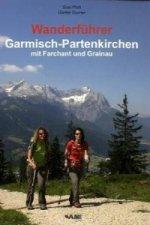 Wanderführer Garmisch-Partenkirchen mit Farchant und Grainau, m. CD-ROM