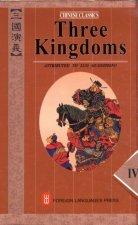 Three Kingdoms: A Historical Novel No. 1-4