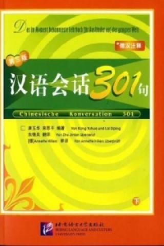 Chinesische Konversation 301. Tl.2