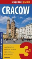Cracow guidebook, w. city atlas and map
