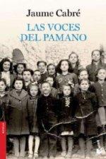 Las Voces Del Pamano. Die Stimmen des Flusses, spanische Ausgabe