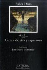 Azul, spanische Ausgabe. Cantos de vida y esperanza