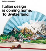 Italian Design is Coming Home. To Switzerland