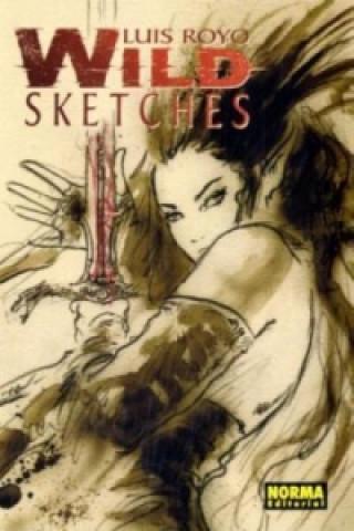 Luis Royo Wild Sketches. Vol.1