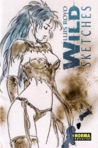 Luis Royo Wild Sketches. Vol.2