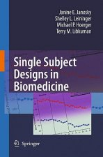 Single Subject Designs in Biomedicine