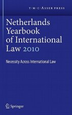 Netherlands Yearbook of International Law Volume 41, 2010