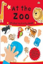 Sticker Activity Book at the Zoo