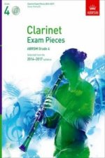 Clarinet Exam Pieces 14-17 G4+CD