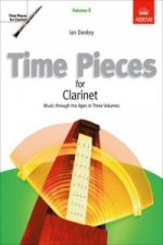 Time Pieces for Clarinet