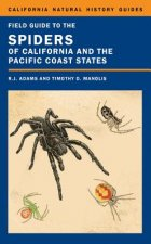 Field Guide to the Spiders of California and the Pacific Coa