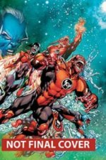 Red Lanterns Volume 3: Rise of the Third Army TP (The New 52