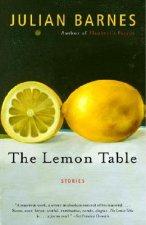 The Lemon Table. Der Zitronentisch, engl. Ausg.