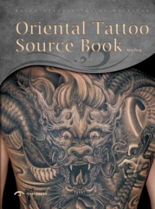 Oriental Tattoo Source Book