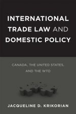 International Trade Law and Domestic Policy