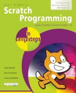 Scratch Programming in Easy Steps: Covers Versions 2.0 and 1