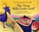 Three Billy Goats Gruff in Albanian and English