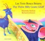 Three Billy Goats Gruff in Bengali and English