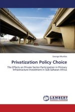 Privatization Policy Choice