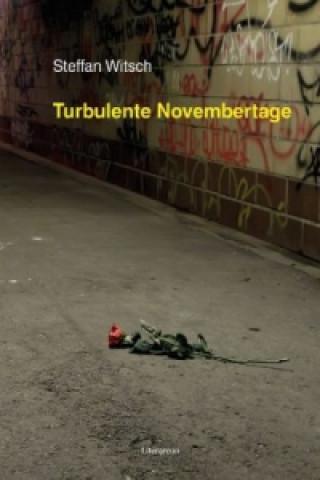 Turbulente Novembertage