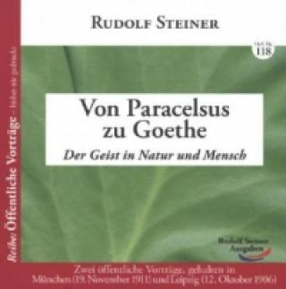Von Paracelsus zu Goethe