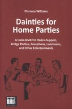 Dainties for Home Parties