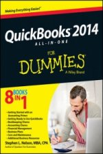 QuickBooks X All-in-One For Dummies