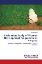 Evaluation Study of Women Development Programme in Haryana