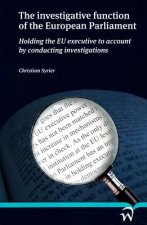 Investigative Function of the European Parliament