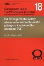Management jakosti v automobilovém průmyslu VDA 18