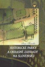 Historické parky a okrasné záhrady na Slovensku
