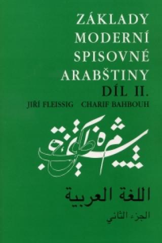 Základy moderní spisovné arabštiny Dil II.